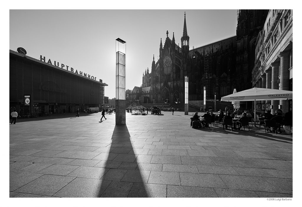 Black and White Tales Print #5, Cologne, Germany